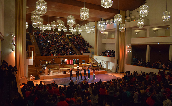 concierto Auditorio Manuel de Falla