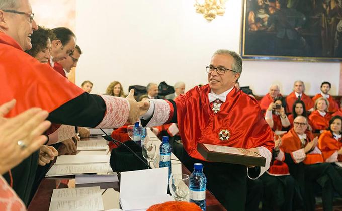inauguración del año judicial