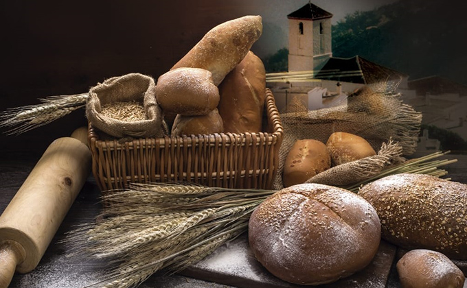 pan artesano Capileira
