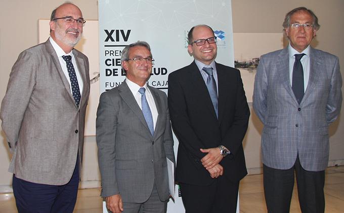 presentación XV EDICIÓN DEL PREMIO SALUD