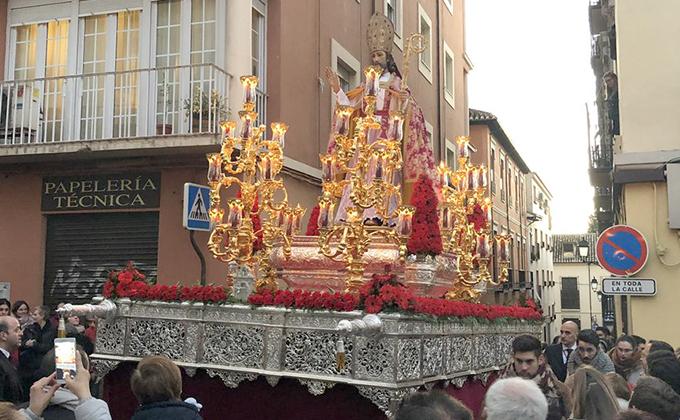 procesion san cecilio _ passiogranadina