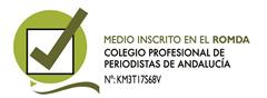 Medio inscrito en el ROMDA (Colegio Profesional de Periodistas de Andalucía). Nº: KM3T17S68V)