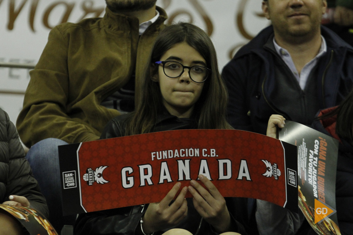 Fundacion CB Granada - CBC Valladolid