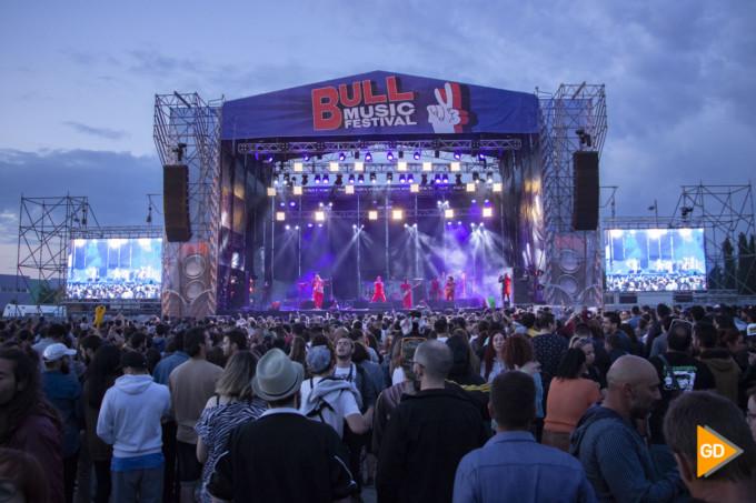BULL MUSIC GRANADA FESTIVAL MUSICA OCIO