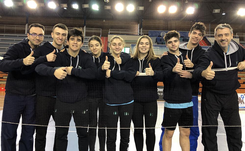 Club badminton Granada Ogijares