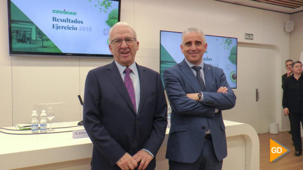 Covirán sigue creciendo en 2018 1.372 millones de euros en ventas