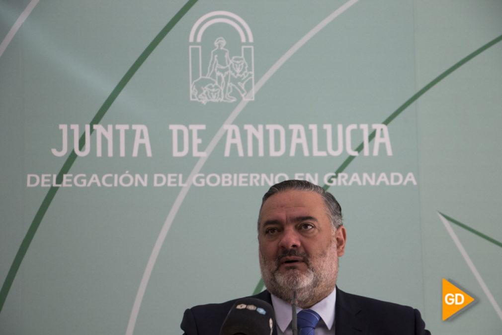 Delegado de la Junta en Granada, Pablo García-8