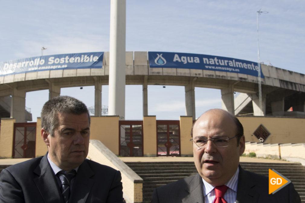 El PP ficha al exvicepresidente de la Fundación CB Granada, Carlos Díaz