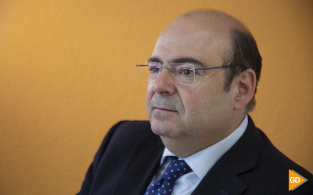 """Sebastián Pérez (PP): """"El proyecto la 'Gran Granada' es de todos los granadinos, independientemente del partido en que militen"""""""