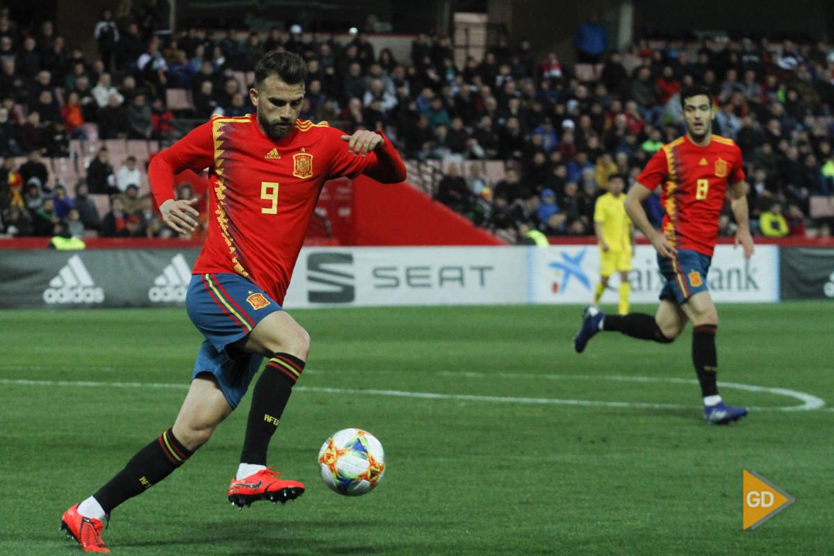España SUB 21 - Rumania SUB 21