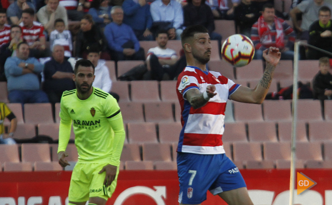 Granada CF - Real Zaragoza Vadillo