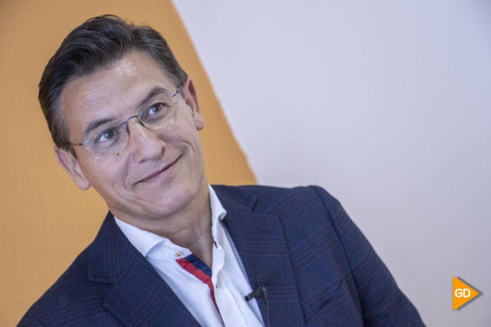 Luis Salvador Ciudadanos entrevista 2019