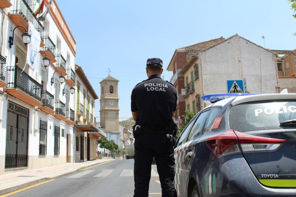POLICÍA LOCAL PINOS PUENTE