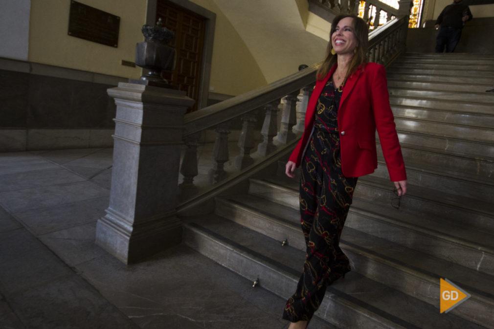 Renuncia de Rocío Díaz