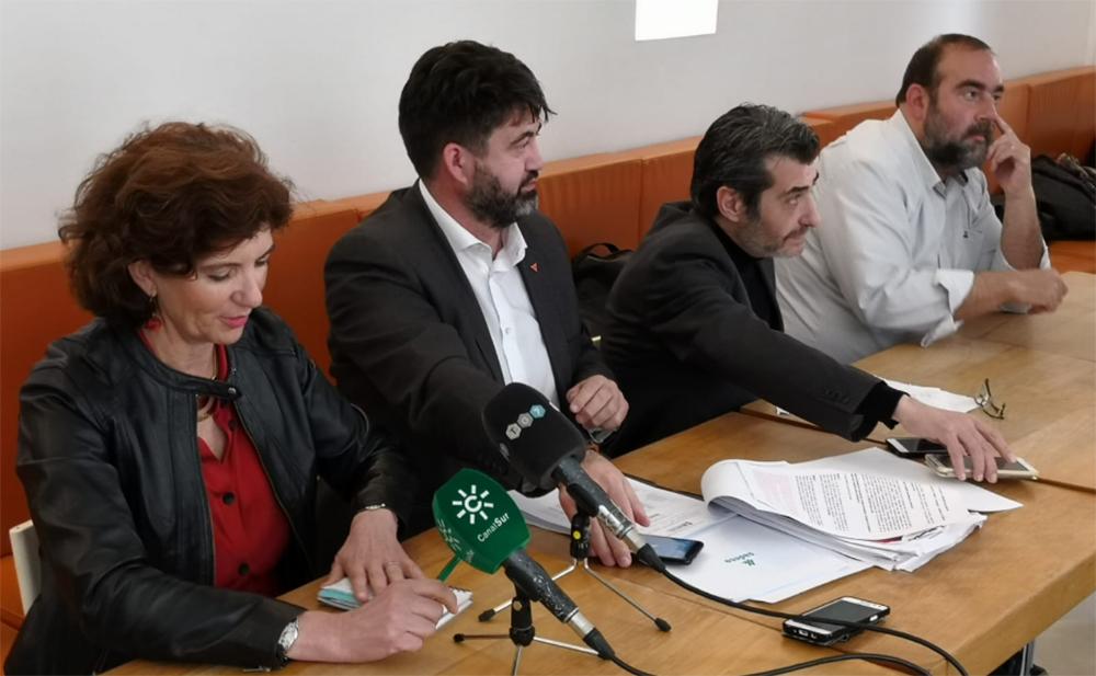 Unidas Podemos incorpora Sánchez Mato