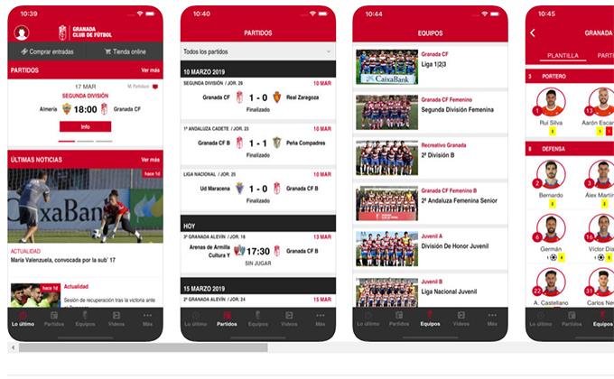 app Granada CF