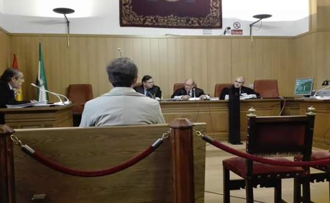 audiencia juicio historia clinica martin blanco