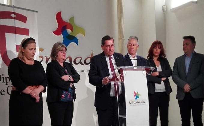 balance Entrena Diputación de Granada