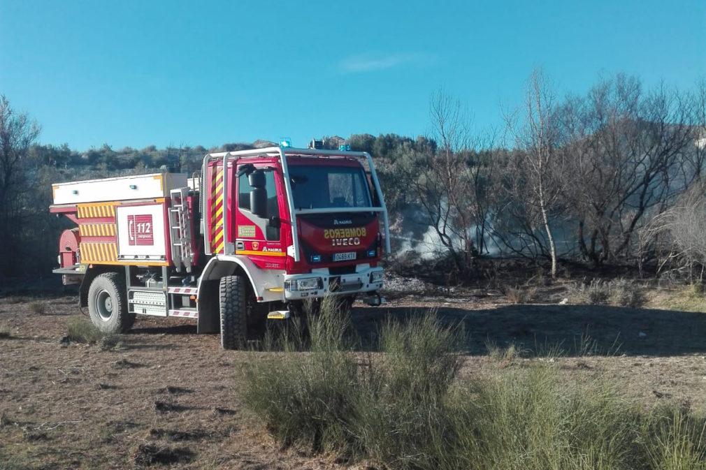 bomberos guadix