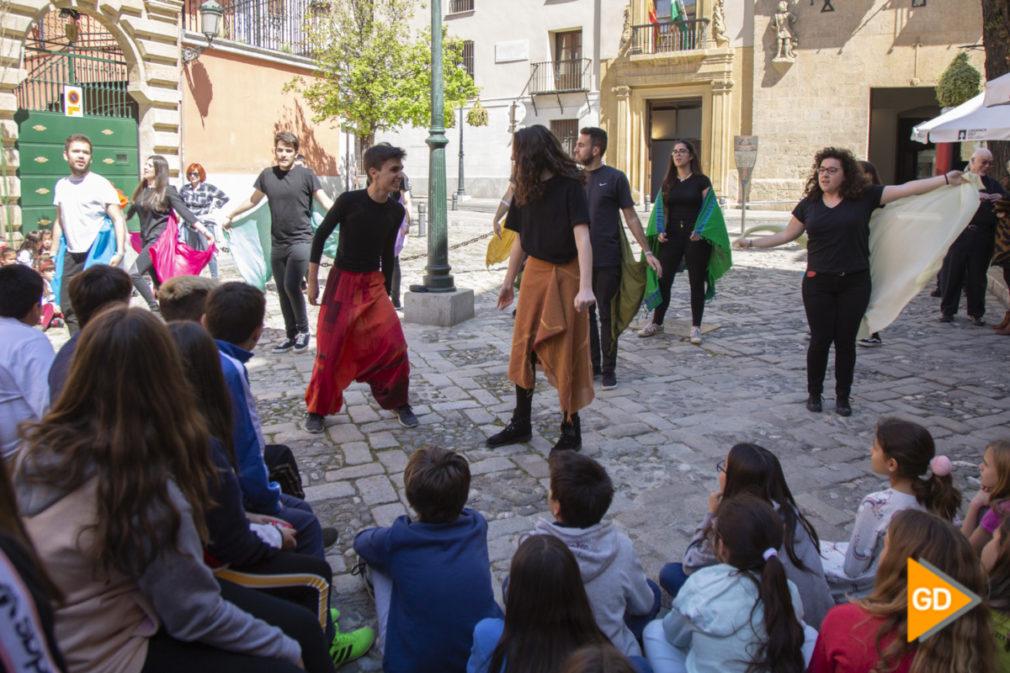 celebracion del dia del teatro Foto Antonio L Juarez-9418