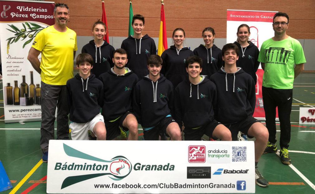 club badminton granada