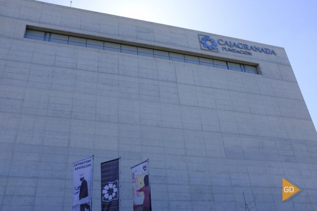 edificio Fundacion Caja Granada Foto Antonio L Juarez-4268
