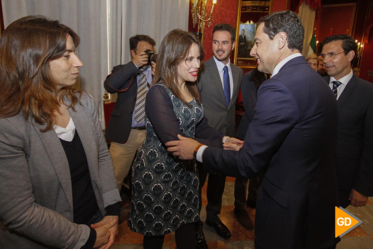 encuentro de Paco Cuenca y Juanma Moreno Foto Antonio L Juarez-5381