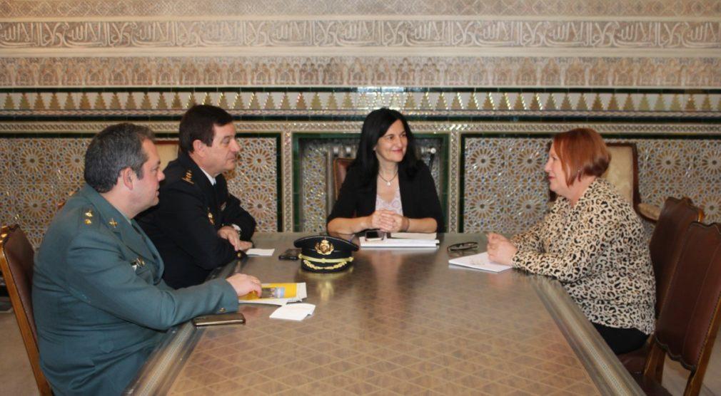 foto nota Presentacion Jefa Unidad Violencia de Genero