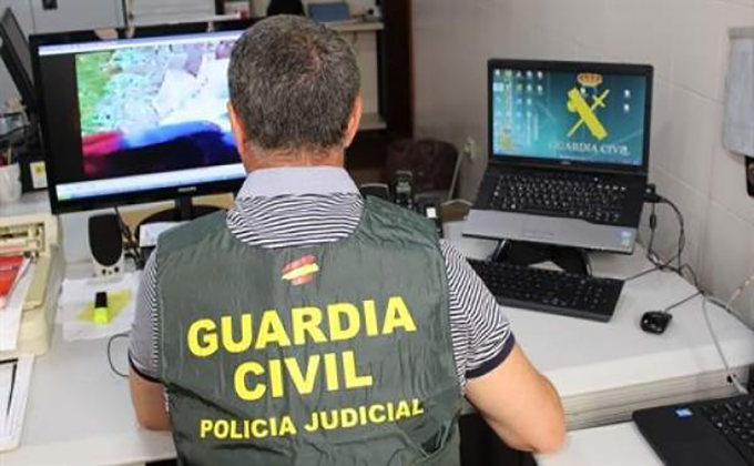 guardia civil policia judicial
