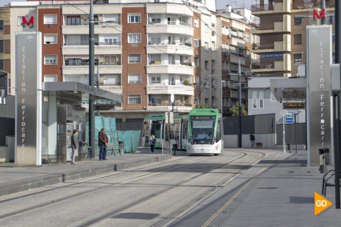 metro granada metropolitano transporte publico movilidad paseillos parada 03