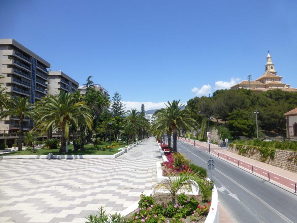 Motril, localidad de la Costa Granadina, en la provincia de Granada, en la comunidad autónoma de Andalucía (España)
