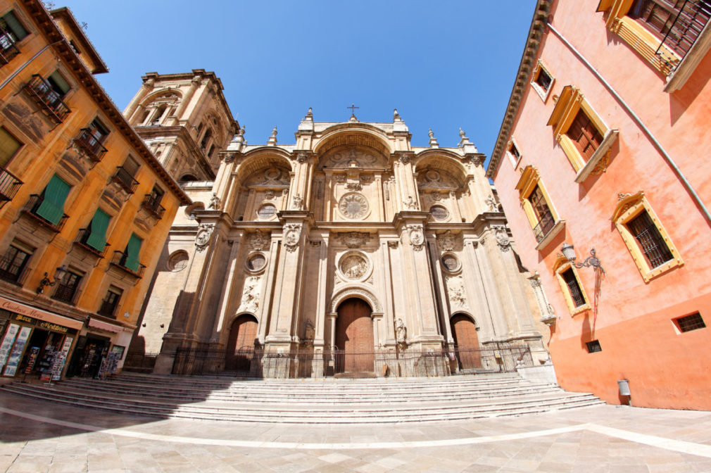 Kathedrale von Granada, Spanien