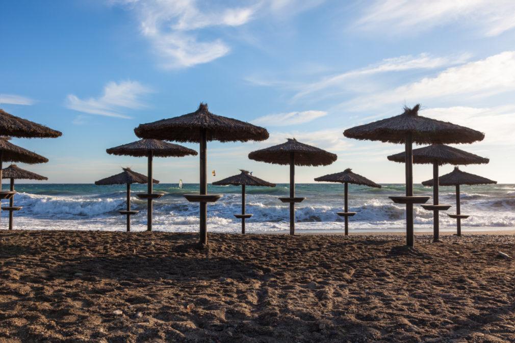 Beach parasol