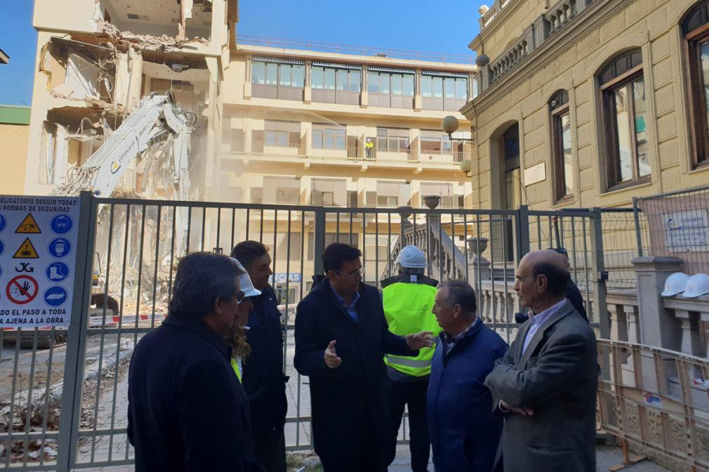 ALCALDE ANTIGUO HOSPITAL SALUD- 4 abril 2019