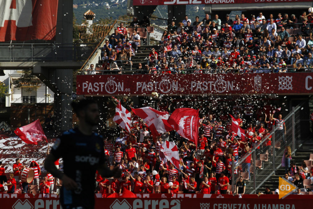 Granada CF - Nàstic de Tarragona