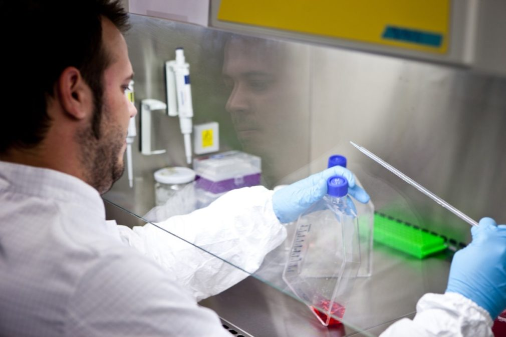 Investigador en el centro Genyo de genómica