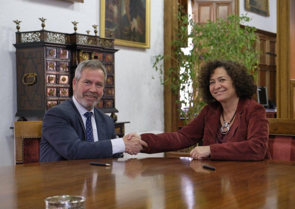 Firma de acuerdo entre el Puerto de Motril y la Universidad de Granada
