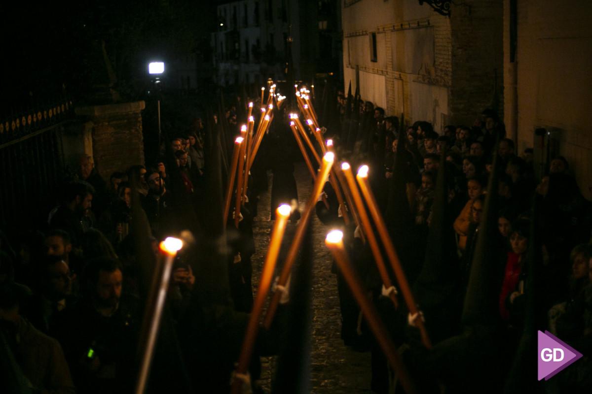 Jueves Santo Granada 2019 Silencio-3