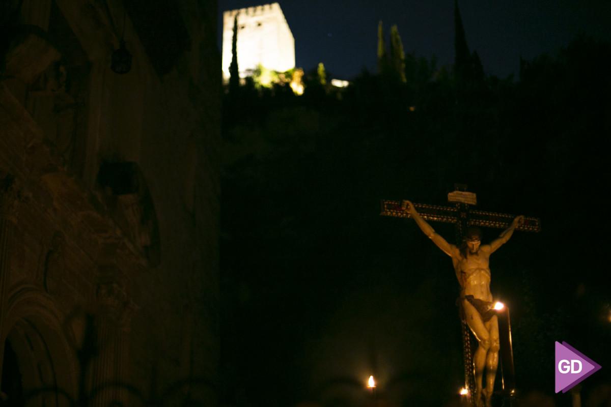 Jueves Santo Granada 2019 Silencio-5
