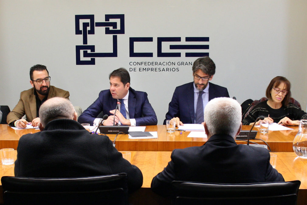 Junta Directiva CGE