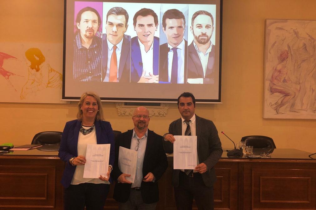 Laboratorio de Comunicación y Marketing Político de la Universidad de Granada