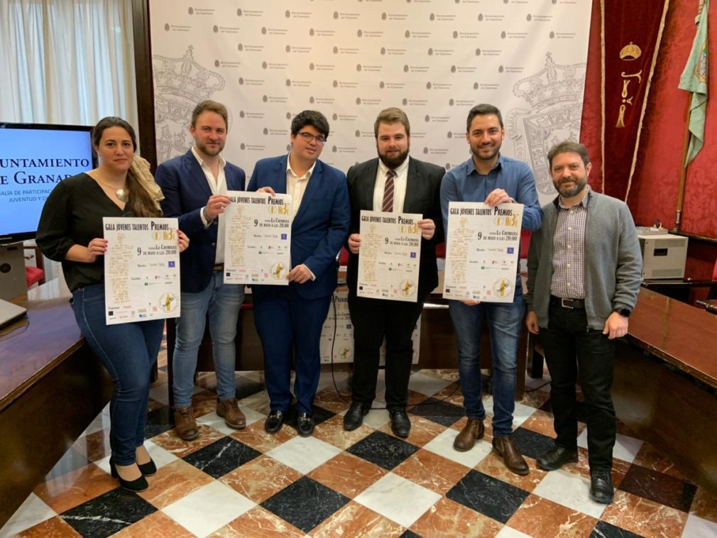 Premios Hebe presentación 08.04.2019