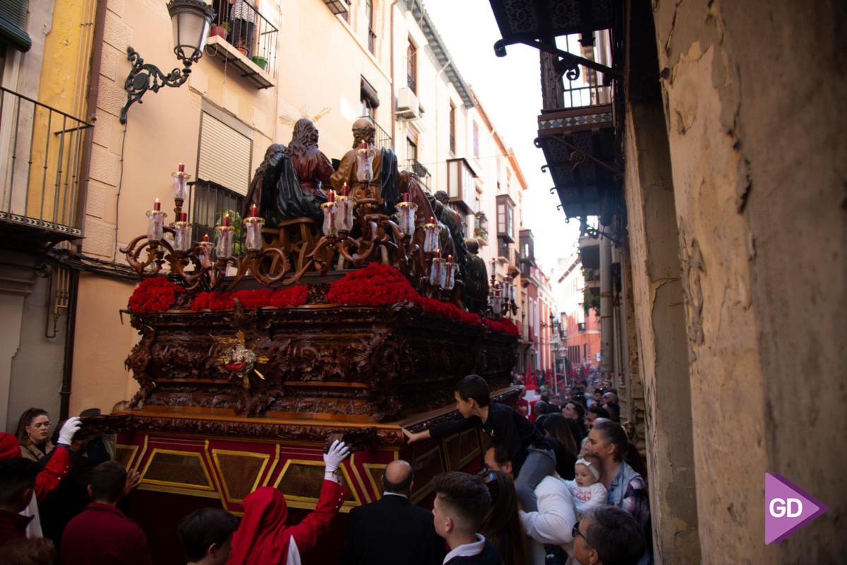 Santa Cena Domingo de Ramos (12)