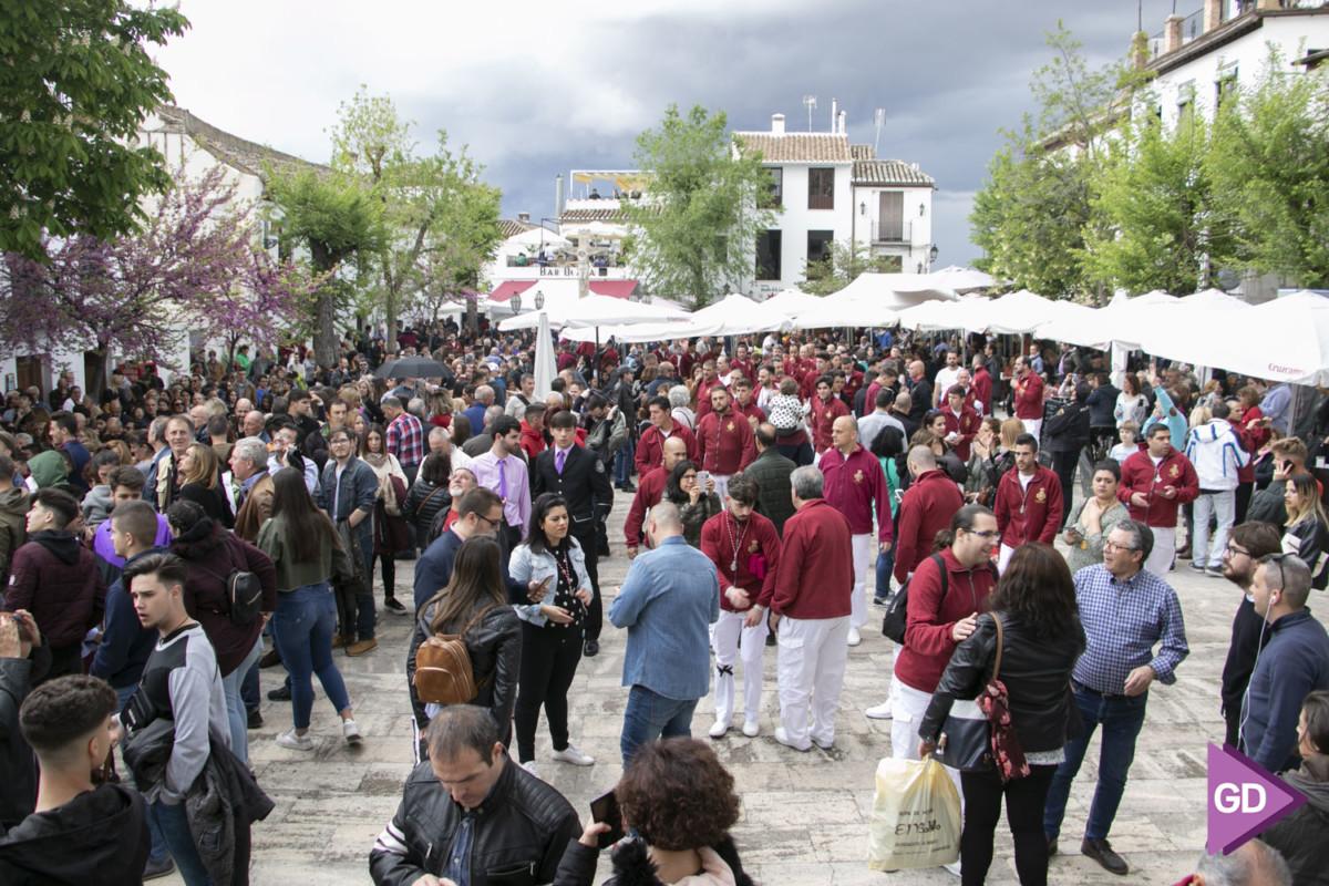 Semana Santa Granada 2019 Jueves Santo-10