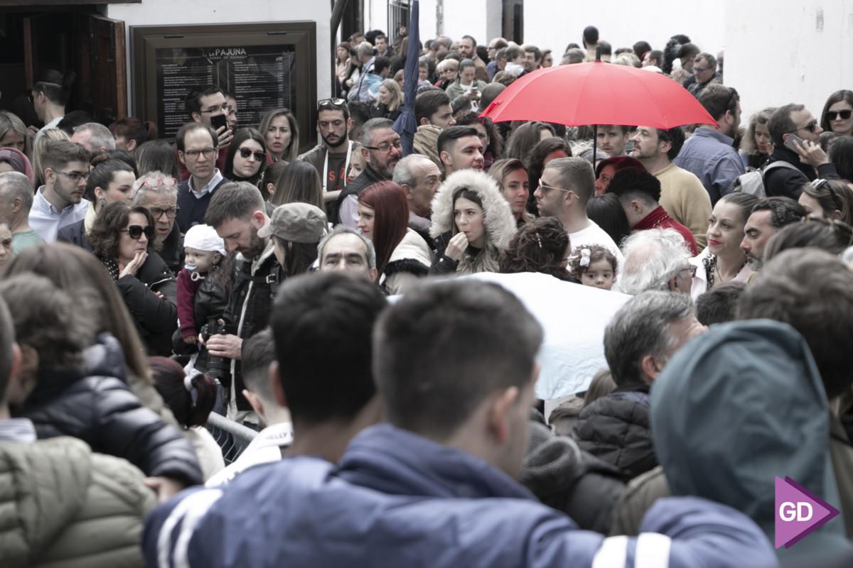 Semana Santa Granada 2019 Jueves Santo-11