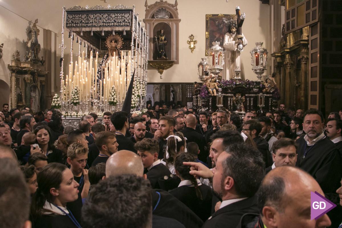 Semana Santa Granada 2019 Jueves Santo-7
