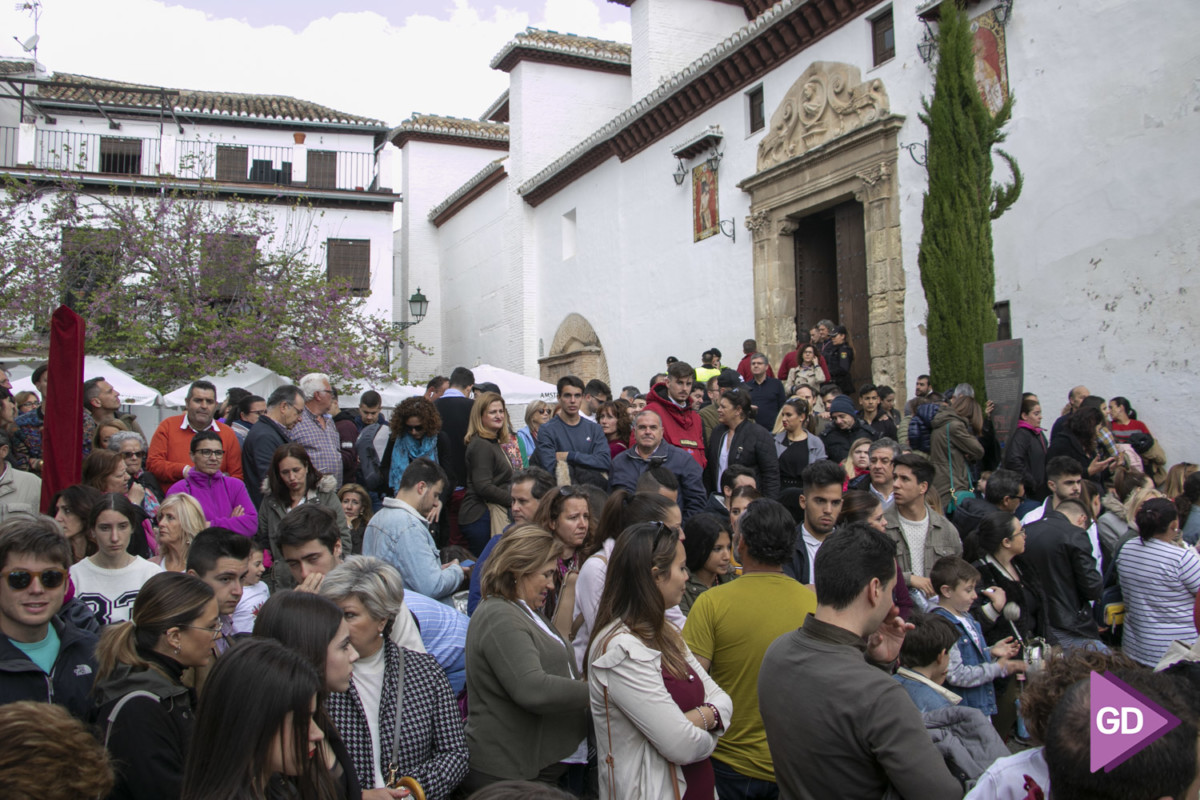 Semana Santa Granada 2019 Jueves Santo-9
