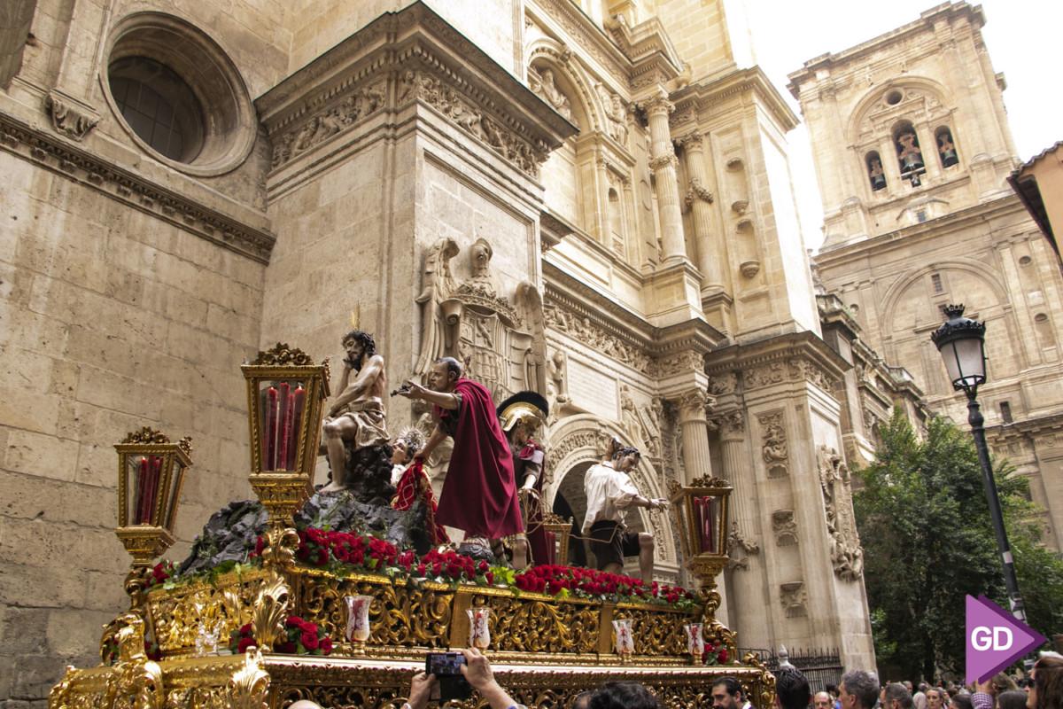 Semana Santa Granada 2019 Miércoles Santo-13