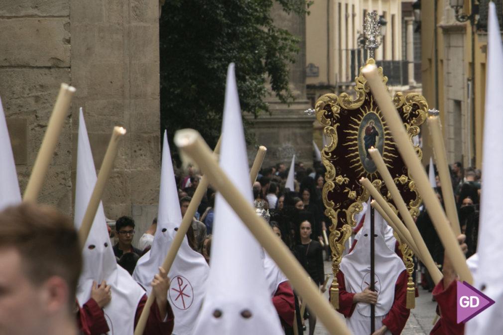 Semana Santa Granada 2019 Miércoles Santo-15