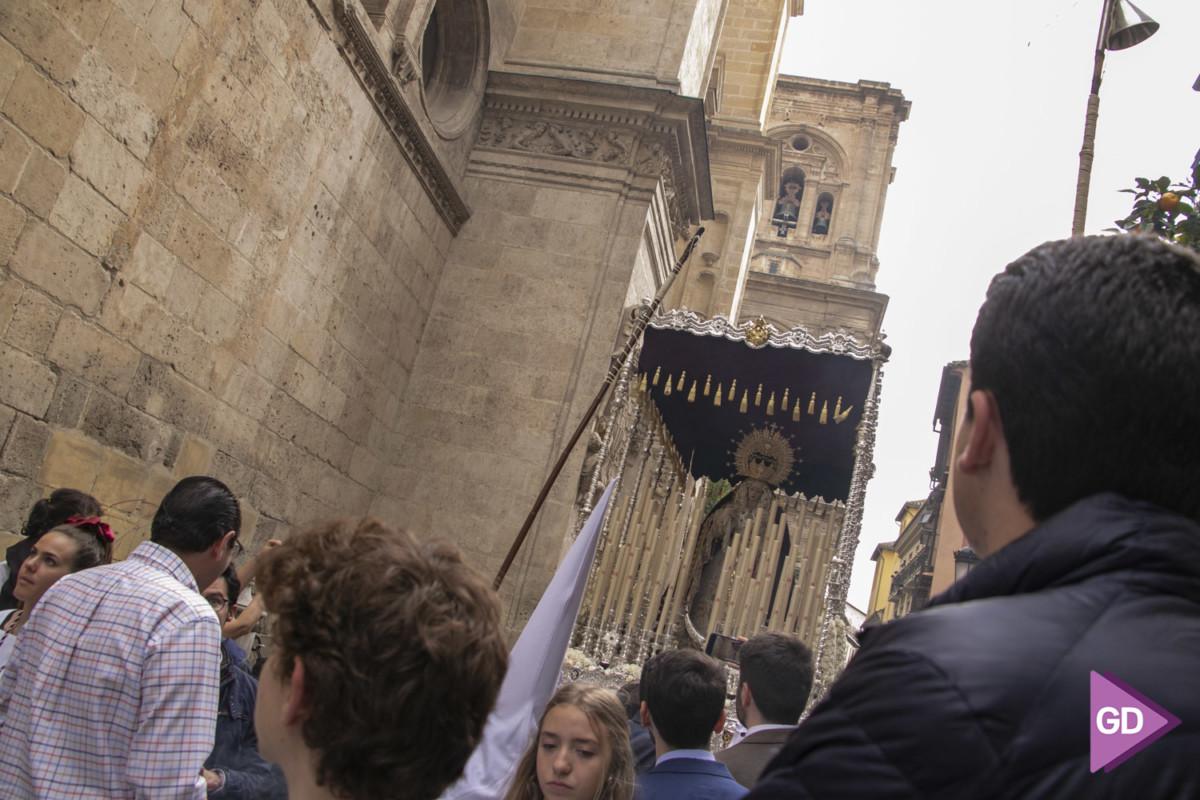 Semana Santa Granada 2019 Miércoles Santo-17